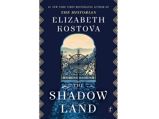 """""""The Shadow Land"""" is the new novel by Asheville novelist"""