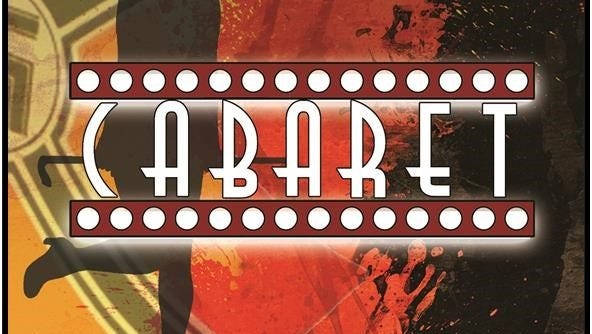 "The UTEP Dinner Theatre's production of the hit musical ""Cabaret"" will take place from Jan. 27 through Feb. 12."