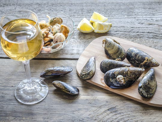 Mussels can help you make the most of your summer, especially paired with  Jersey corn.
