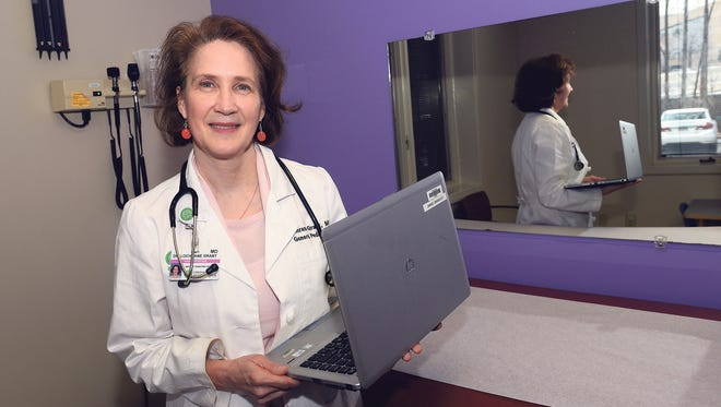 Dr. Lochrane Grant is a physician with Greenville Health System's Children's Hospital Center.