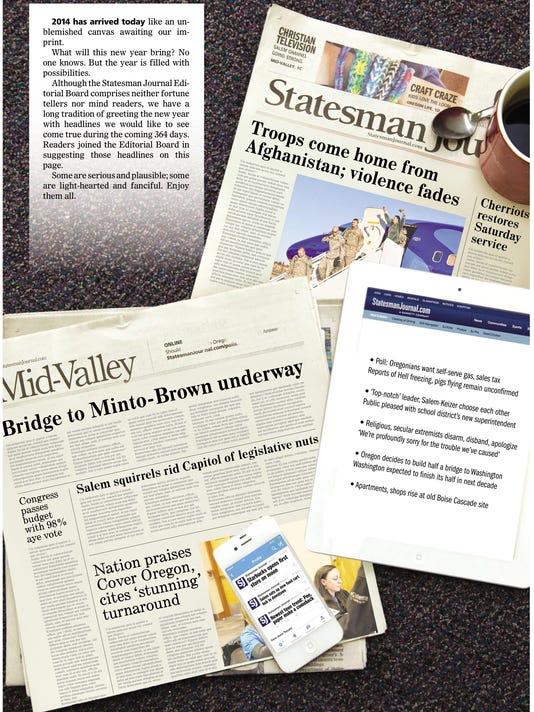 Optional headlines image