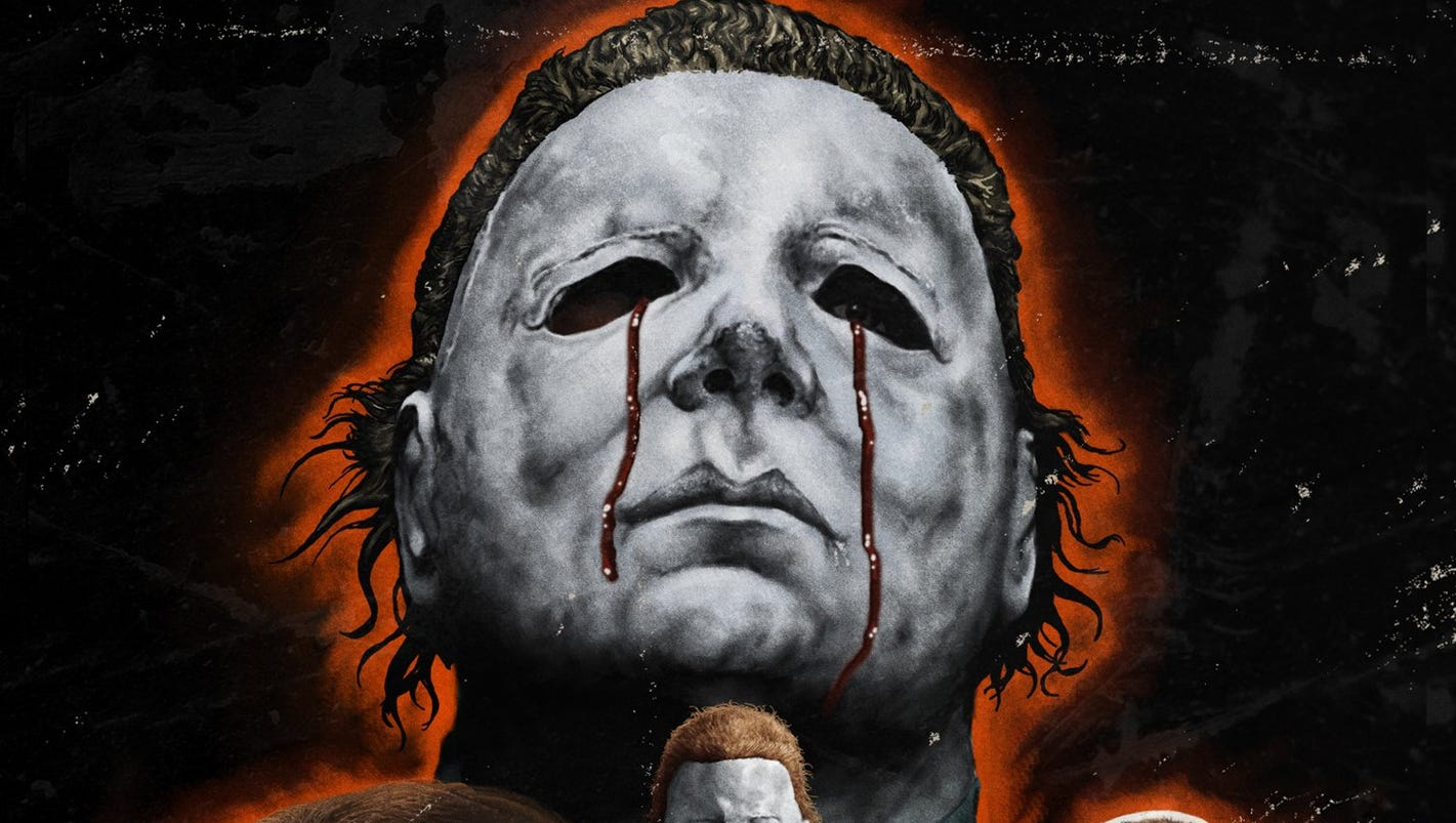 3 questions with halloween's michael myers, who's coming to wnc