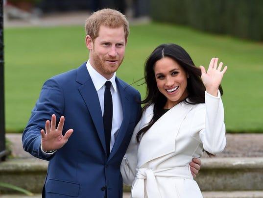 Royal Wedding-American Princesses