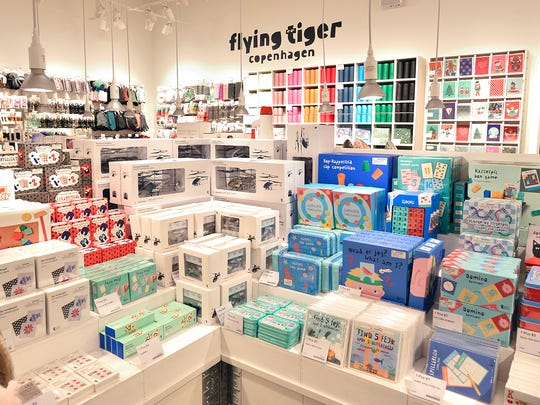 There are now more than 800 Flying Tiger Copenhagen