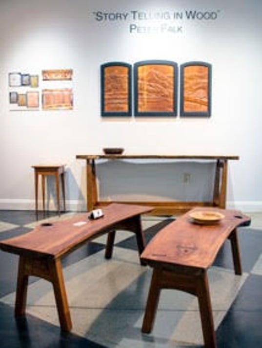Inspired Interiors Indiana Artist Creates Furniture From Reclaimed Wood - Reclaimed Wood Indiana - Wood Boring Insects