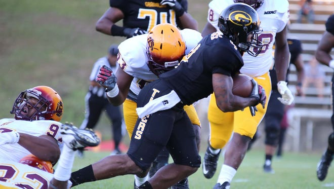 Grambling's offense has scored 87 points in the last two games.
