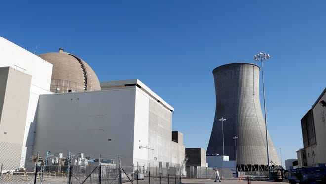 Nuclear power plant in Reform, Mo.