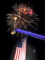 Celebrate the Fourth of July in La Vergne.