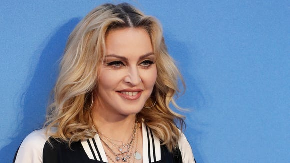 Madonna is not happy about her FedEx experience.