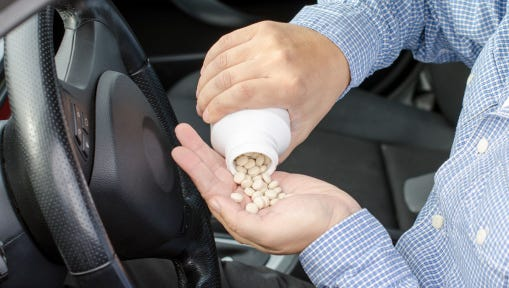 Despite the warnings on medicine labels, many people do not realize that prescription and over-the-counter medications could have an effect on their ability to drive.