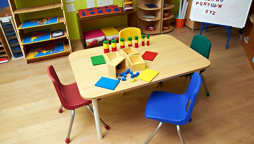 A Moorestown preschool unlawfully expelled a child with Down syndrome, a state complaint says.