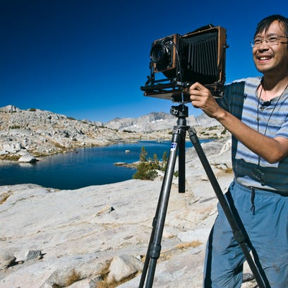 Q.T. Luong, a nature photographer known for his work