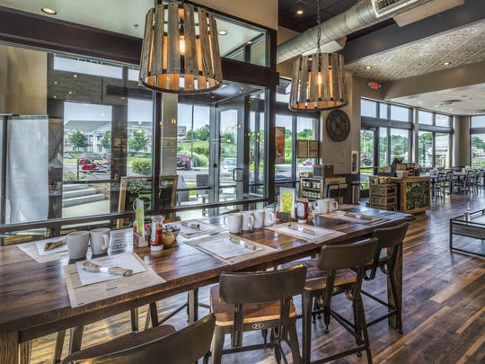 First Watch, the popular breakfast, brunch and lunch restaurant opens its third Treasure Coast location at 1493 N.W. St. Lucie West Blvd. in Port St. Lucie. The restaurant is an outparcel building in the Shoppes at St. Lucie West plaza near the LA Fitness.