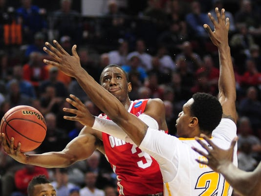 NCAA Basketball: NCAA Tournament-2nd Round-Ohio State vs VCU