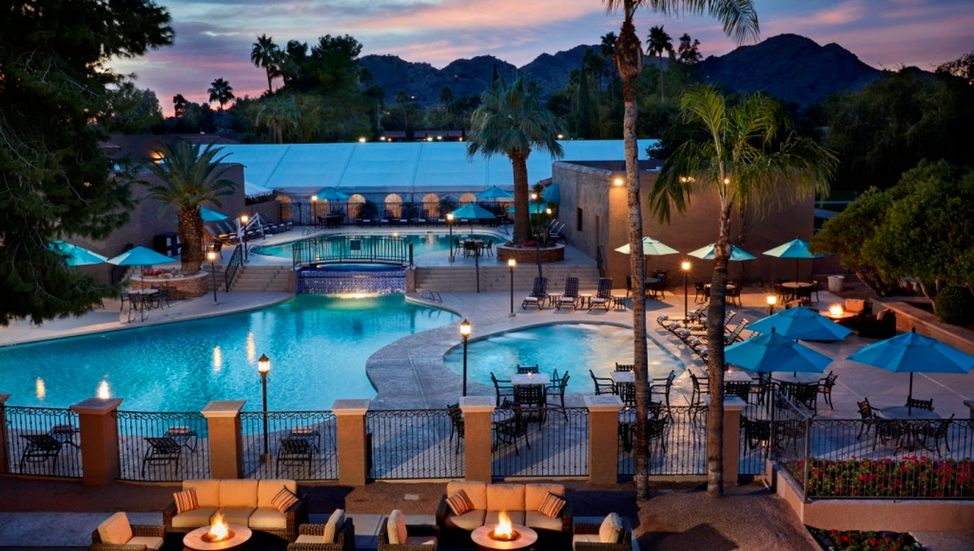 11 cheapest summer resort deals in phoenix, scottsdale