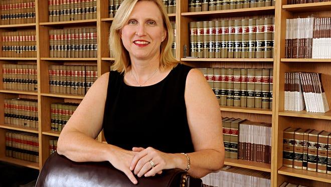 Circuit Judge Jan Shackelford