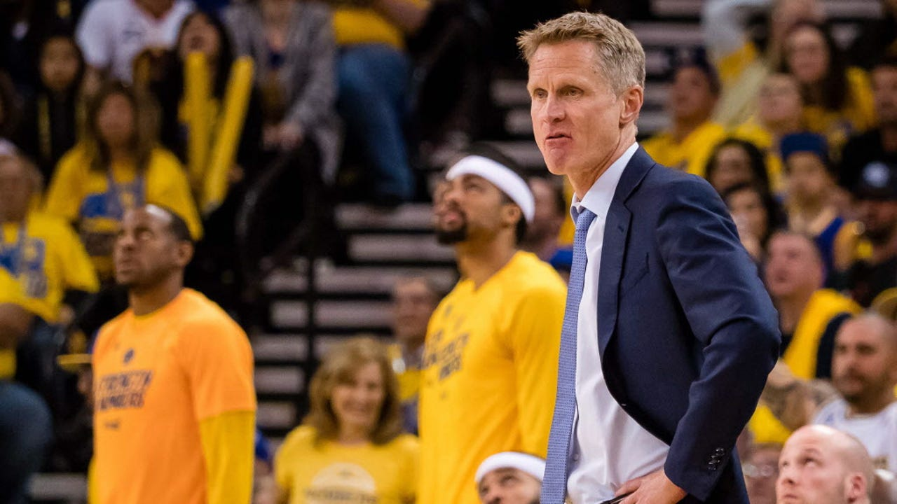 Steve Kerr will miss Game 4 due to chronic back pain