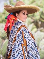 Latin Grammy Award-winning ranchera singer Aida Cuevas will close out the Mariachi Loco Music Festival on Sunday.
