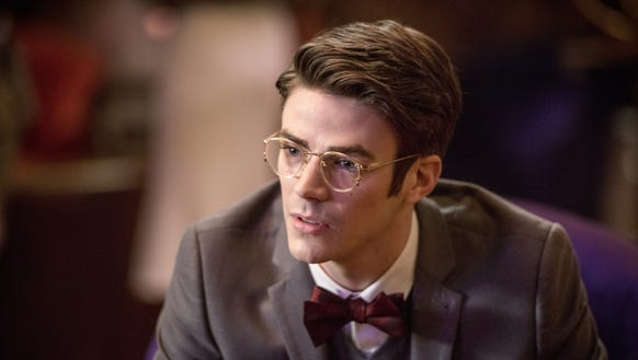 Grant Gustin for the live-action Milo in our dream