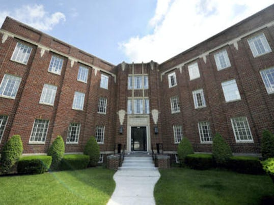 The Vern-Mar apartment building, located on the 2000 block of East Market Street, has been bought by the developers who worked on a Wolfgang Candy Co. building now known as City View Lofts. The current apartments will be updated as tenants move out.