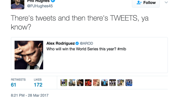 15 hilarious responses to photo of Alex Rodriguez intensely thinking about World Series