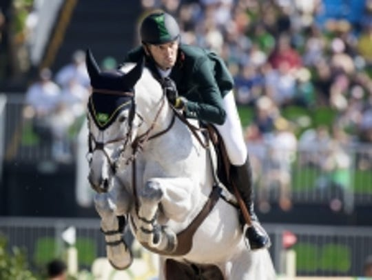 The 2018 FEI World Equestrian Games will feature the