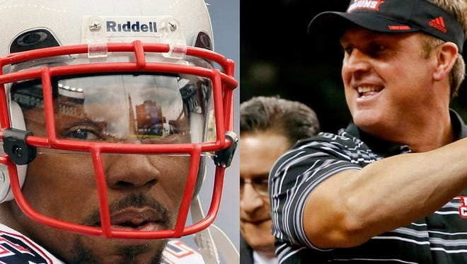 Superbowl champion and Carencro native Kevin Faulk and UL football head coach Mark Hudspeth will headline this year's Community Pep Rally, held by the Lafayette Police Department.