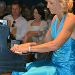 Pianist Jodie DeSalvo will perform at the Bonita Center for Performing Arts this Friday.