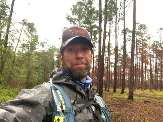 Every day Kenny Capps wakes up and runs to raise money and awareness for multiple myeloma.