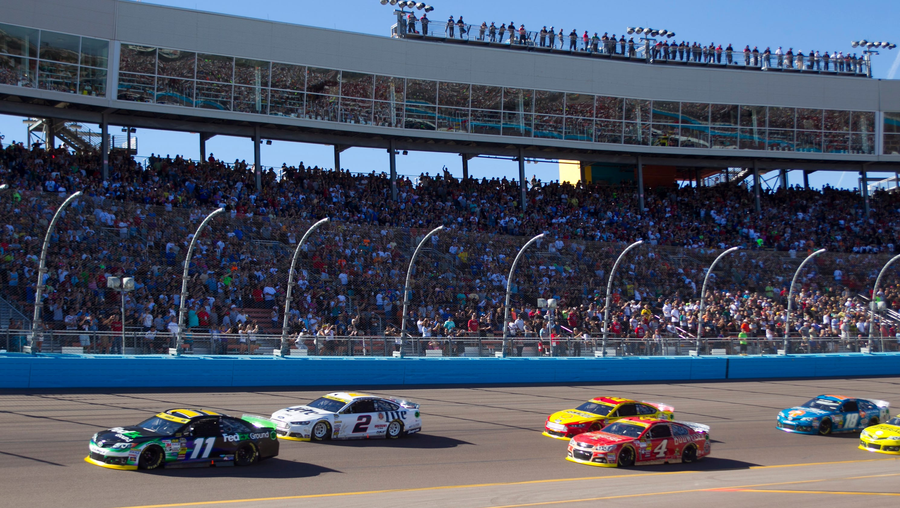 Impact of new NASCAR car-modification rules at PIR unclear