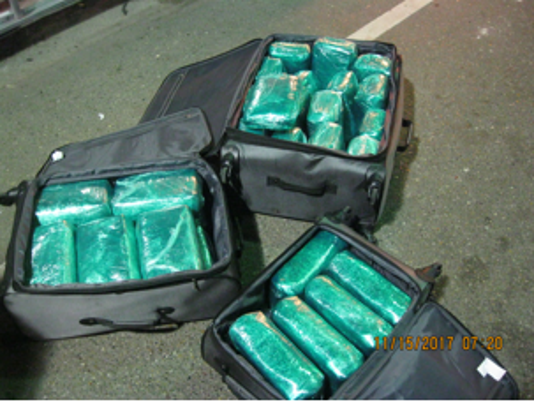 Border Patrol- cocaine