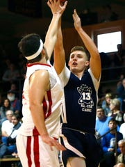 Madison's Billy Buckley had a team-high 20 points in