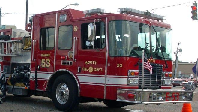 FILE -- Fire Truck