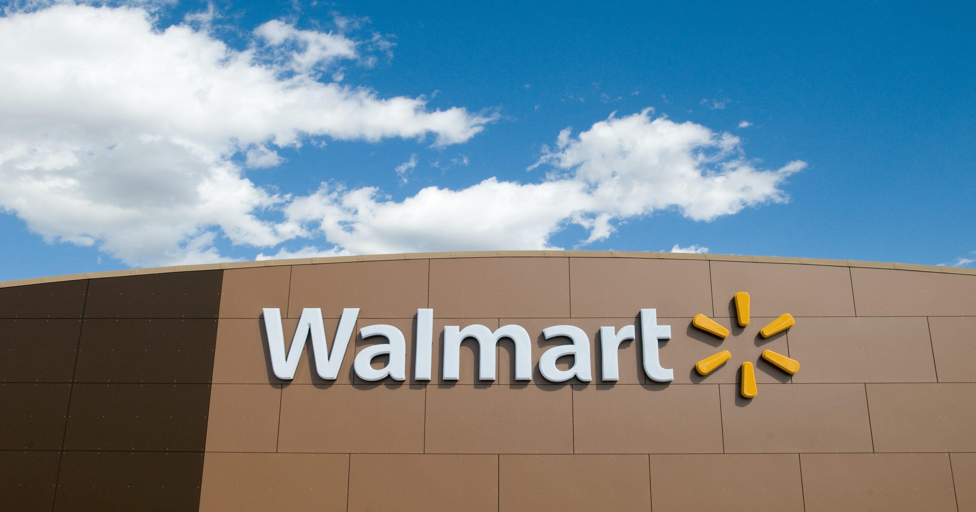 Receipt checks at Newark Wal-Mart upset customers