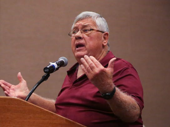 Louis Horvath raises concerns about the health risks