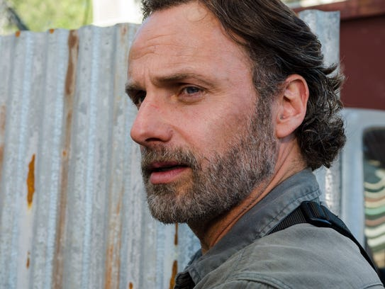 "Jeff Woody sees a lot of Rick Grimes (played by Andrew Lincoln on ""The Walking Dead"") in this Iowa State football team."