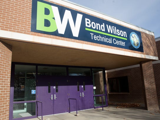 The Bond Wilson Technical Center in Kirtland opened to students this week who are taking classes related to industry and technology.