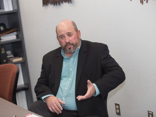 Farmington Electric Utility Director Hank Adair talks