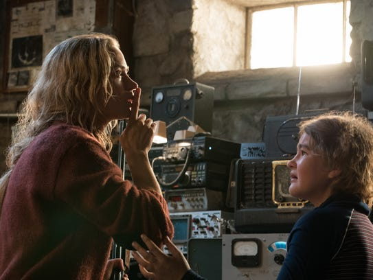 Emily Blunt and Millicent Simmonds play mother and