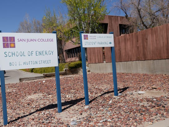 San Juan College's South Hutton Road location will become the new home of the School of Trades and Technology's fire science program and the School of Energy's commercial driver's license training program.