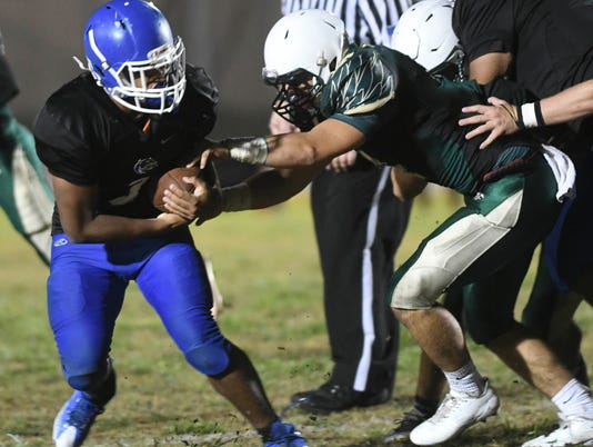 High School Football: Viera and Ridge Community at Heritage