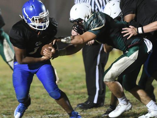 High School Football: Viera and Ridge Community at Heritage