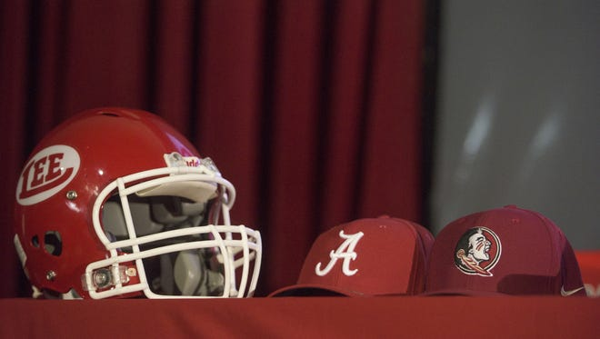 The NCAA's new early signing period takes effect this season and runs from Dec. 20-22.