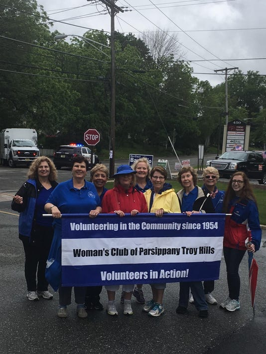 Parsippany Woman's Club Memorial Day