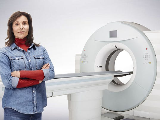 Low-dose CT scans save lives