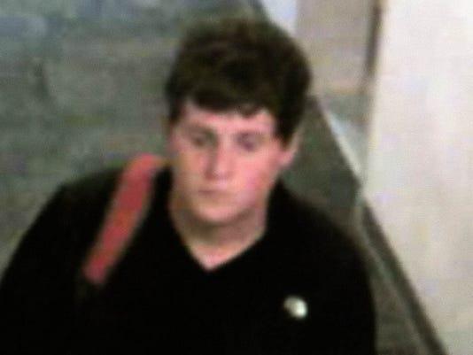 UCF Performing Arts burglary suspect