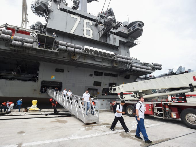 Carrier Strike Group One 37
