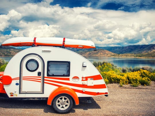 As millennials embrace RVs, next wave of travel trailers go hip