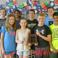 Country Dale math team wins 2nd place in division of state competition