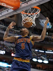JR Smith is either the Cleveland Cavaliers version